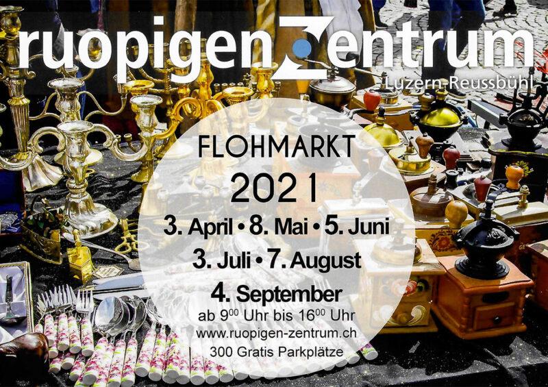 Flohmarkt 2021